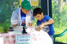 В Детском Наукограде прошел большой BioFest