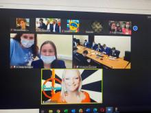 Игровые технологии развития дистанционных коммуникаций сотрудников